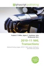 2010–11 NHL Transactions