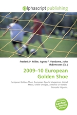 2009–10 European Golden Shoe