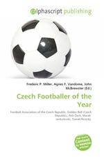 Czech Footballer of the Year