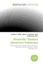 Alexander Stewart (American Politician)