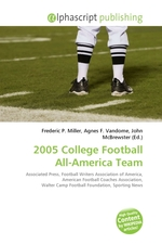 2005 College Football All-America Team