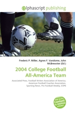 2004 College Football All-America Team
