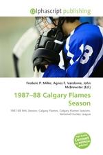1987–88 Calgary Flames Season