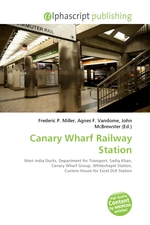 Canary Wharf Railway Station