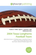 2004 Texas Longhorns Football Team