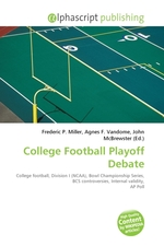 College Football Playoff Debate
