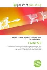Carte MS