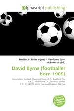 David Byrne (footballer born 1905)