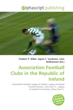 Association Football Clubs in the Republic of Ireland