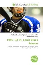 1992–93 St. Louis Blues Season