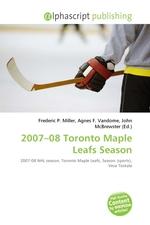 2007–08 Toronto Maple Leafs Season