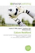 Calum Reidford