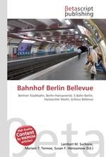 Bahnhof Berlin Bellevue