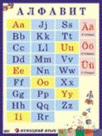 Немецкий алфавит. Наглядное пособие для школы