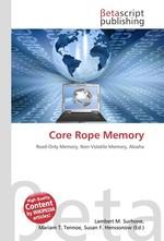 Core Rope Memory