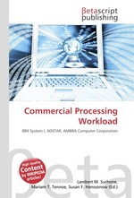 Commercial Processing Workload