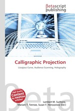 Calligraphic Projection