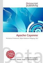 Apache Cayenne