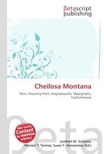 Cheilosa Montana
