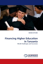 Financing Higher Education in Tanzania. HELSB Challenges and Successes