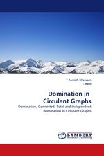 Domination in Circulant Graphs. Domination, Connected, Total and Independent domination in Circulant Graphs