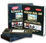 Schau Mal An! Deutsch als Fremdsprache Grundstufe. Посмотри! Видеокурс немецкого языка от начального до среднего уровня