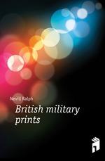 British military prints
