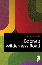 Boones Wilderness Road