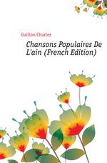 Chansons Populaires De Lain (French Edition)
