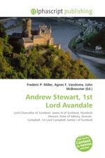 Andrew Stewart, 1st Lord Avandale
