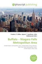Buffalo– Niagara Falls Metropolitan Area