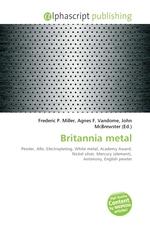 Britannia metal