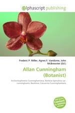 Allan Cunningham (Botanist)