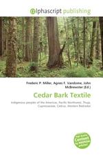 Cedar Bark Textile