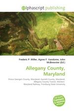 Allegany County, Maryland