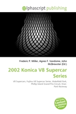 2002 Konica V8 Supercar Series