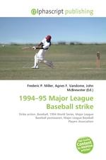 1994–95 Major League Baseball strike