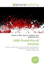 2002 Grand Prix of Sonoma