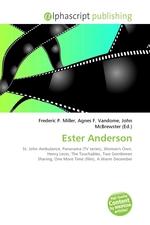 Ester Anderson