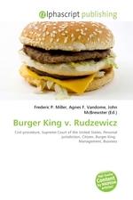 Burger King v. Rudzewicz