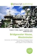 Bridgewater House, Westminster