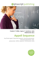 Appell Sequence