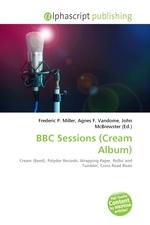 BBC Sessions (Cream Album)