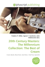 20th Century Masters: The Millennium Collection: The Best of Cream