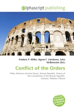 Conflict of the Orders