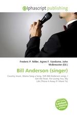 Bill Anderson (singer)