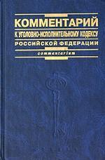 Комментарий к Уголовно-исполнительному кодексу РФ