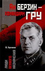 Ян Берзин - командарм ГРУ