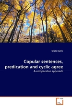 Copular sentences, predication and cyclic agree. A comparative approach