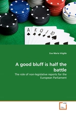 A good bluff is half the battle. The role of non-legislative reports for the European Parliament